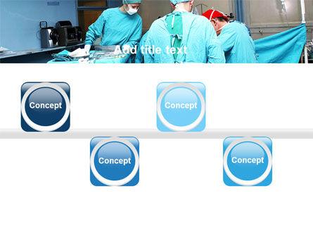 Procedure In Operating Room PowerPoint Template Slide 19