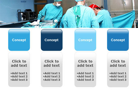 Procedure In Operating Room PowerPoint Template Slide 5