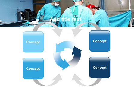 Procedure In Operating Room PowerPoint Template Slide 6