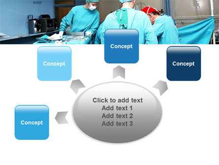 Procedure In Operating Room PowerPoint Template Slide 7
