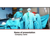 Procedure In Operating Room PowerPoint Template#1