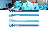 Procedure In Operating Room PowerPoint Template#3