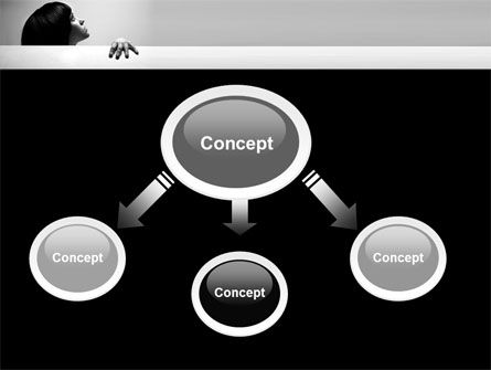 Afraid PowerPoint Template Slide 4
