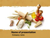 Careers/Industry: Rural Still Life PowerPoint Template #05562