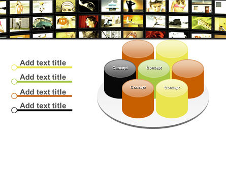 Photo Sharing PowerPoint Template Slide 12