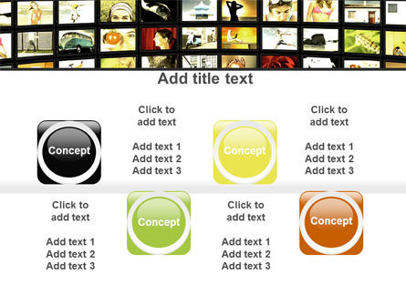 Photo Sharing PowerPoint Template Slide 18