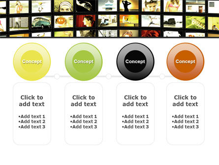Photo Sharing PowerPoint Template Slide 5