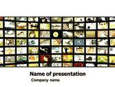 Careers/Industry: Foto Delen PowerPoint Template #05563