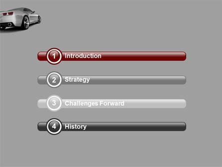 Car PowerPoint Template Slide 3