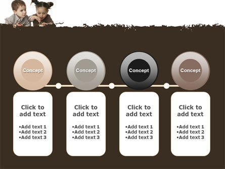 Plasticine PowerPoint Template Slide 5