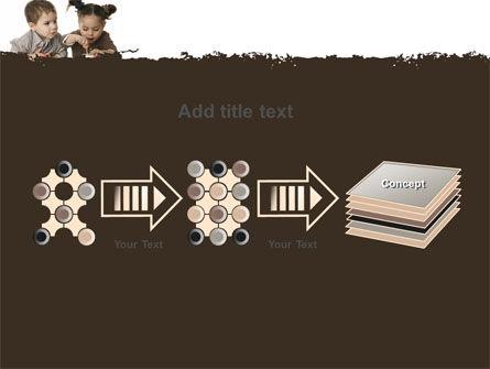 Plasticine PowerPoint Template Slide 9