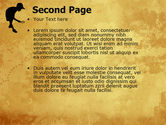 Young Explorer PowerPoint Template#2