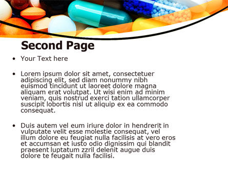 Drug Treatment PowerPoint Template, Slide 2, 05572, Medical — PoweredTemplate.com