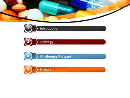 Drug Treatment PowerPoint Template, Slide 3, 05572, Medical — PoweredTemplate.com