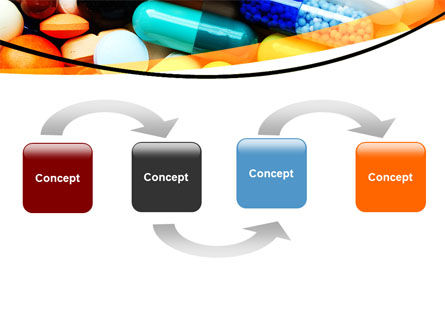 Drug Treatment PowerPoint Template, Slide 4, 05572, Medical — PoweredTemplate.com