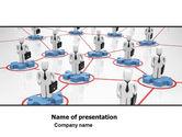 Business Concepts: Entrepreneurs PowerPoint Template #05575