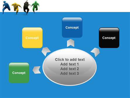 Competitors PowerPoint Template Slide 7