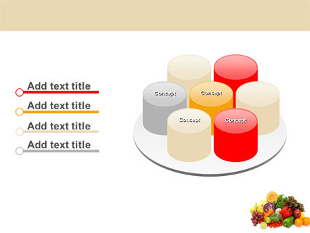 Fruits and Vegetables PowerPoint Template Slide 12