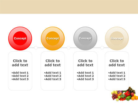Fruits and Vegetables PowerPoint Template Slide 5