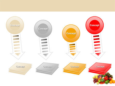 Fruits and Vegetables PowerPoint Template Slide 8
