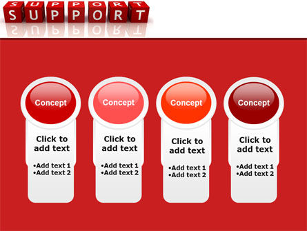 Support PowerPoint Template Slide 5