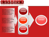 Support PowerPoint Template#11
