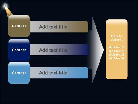 Stairway To Heaven PowerPoint Template Slide 12