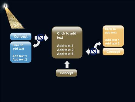 Stairway To Heaven PowerPoint Template Slide 13