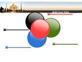 Taj Mahal PowerPoint Template#10