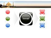 Taj Mahal PowerPoint Template#17