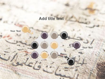 Arabic PowerPoint Template Slide 10