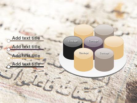 Arabic PowerPoint Template Slide 12