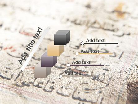 Arabic PowerPoint Template Slide 14