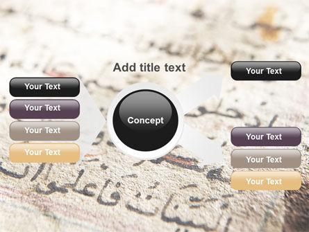 Arabic PowerPoint Template Slide 15