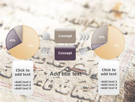 Arabic PowerPoint Template Slide 16