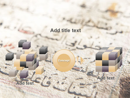 Arabic PowerPoint Template Slide 17