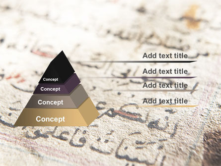 Arabic PowerPoint Template Slide 4