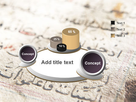 Arabic PowerPoint Template Slide 6