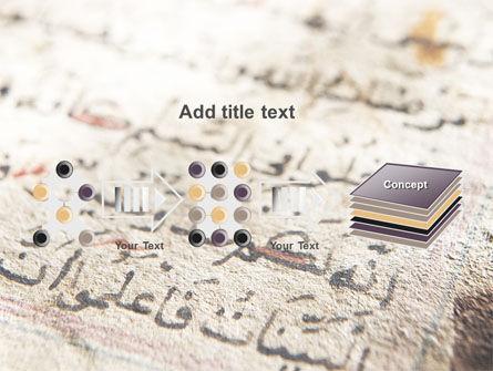 Arabic PowerPoint Template Slide 9