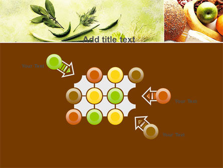 Gifts of Nature PowerPoint Template Slide 10