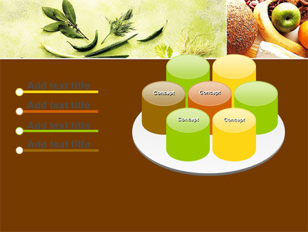 Gifts of Nature PowerPoint Template Slide 12