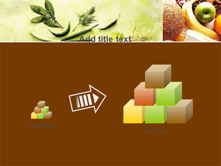 Gifts of Nature PowerPoint Template Slide 13