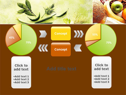 Gifts of Nature PowerPoint Template Slide 16