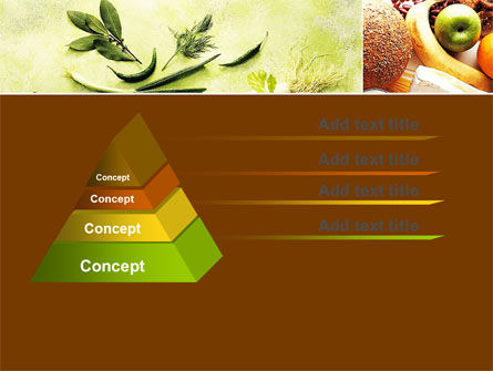 Gifts of Nature PowerPoint Template Slide 4