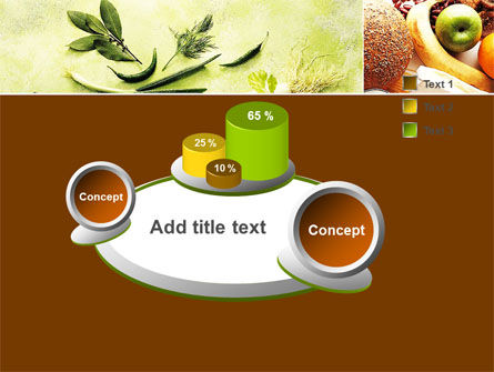 Gifts of Nature PowerPoint Template Slide 6