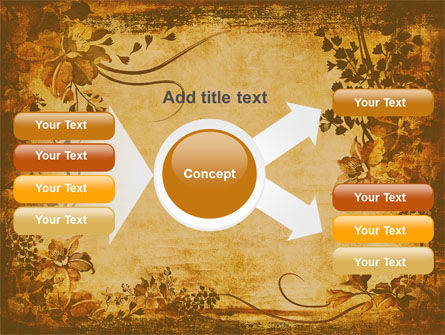 Vegetal PowerPoint Template Slide 15