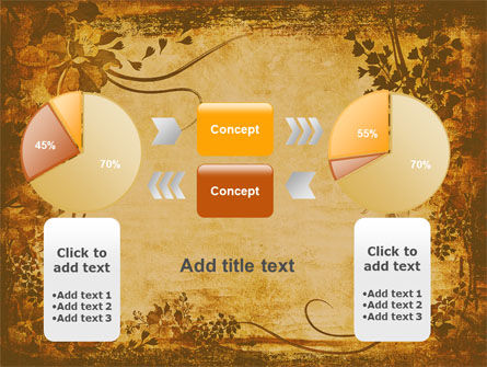 Vegetal PowerPoint Template Slide 16