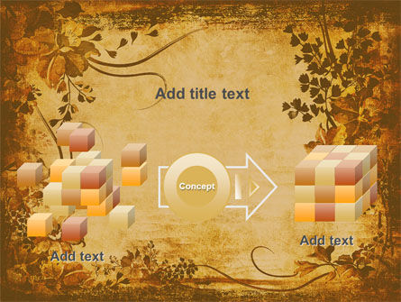 Vegetal PowerPoint Template Slide 17