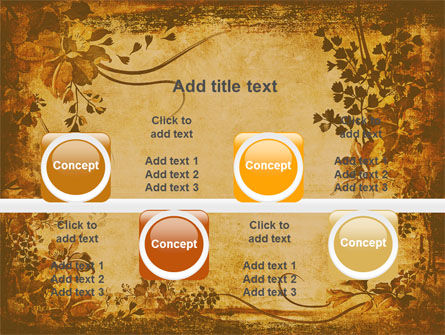Vegetal PowerPoint Template Slide 18