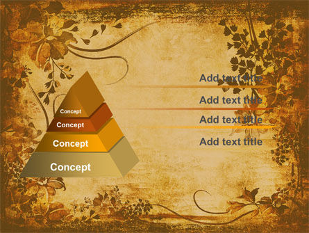 Vegetal PowerPoint Template Slide 4